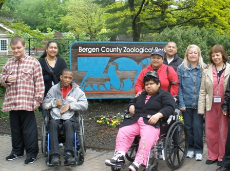 Bergen County Zoo Picture